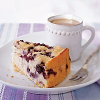 BlueBerry Cake- An australian great!