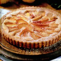 Random Post#4: Brown Butter Peach  Tarts